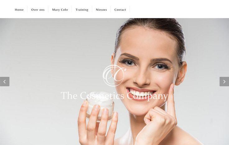 Website The Cosmetics Company