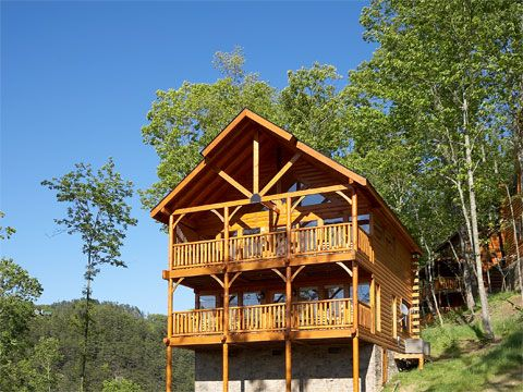 1264 Best Smoky Mountain Cabins Images On Pinterest