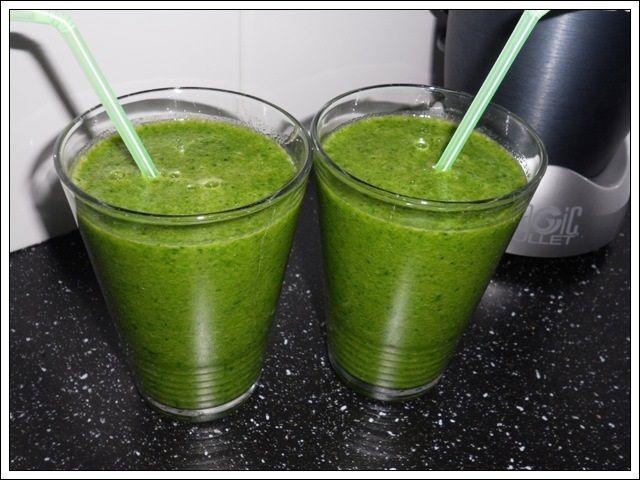 Het eerste groene smoothie recept: groene smoothies voor beginners ;)