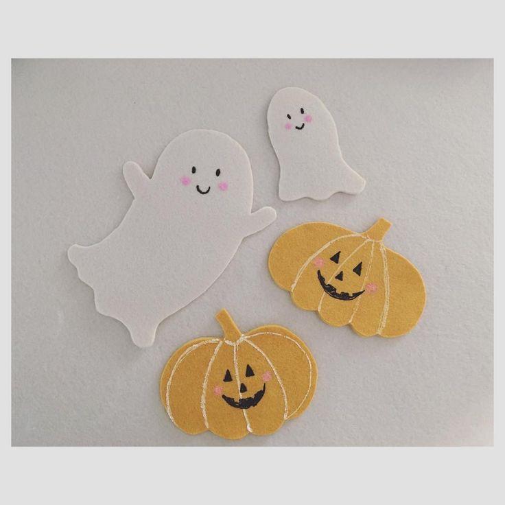 Booh! 👻🎃 #booh #halloween #ghost #pumpkin #diy #decoration #halloweendecor…
