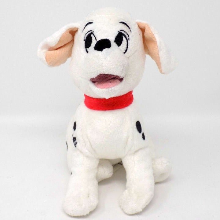 Disney Store Lucky 101 Dalmatians Puppy Dog Stuffed Animal Plush Toy 7 Spotted This Is An Adorable Plush Da Disney Stuffed Animals Dog Names Disney Cute Dogs