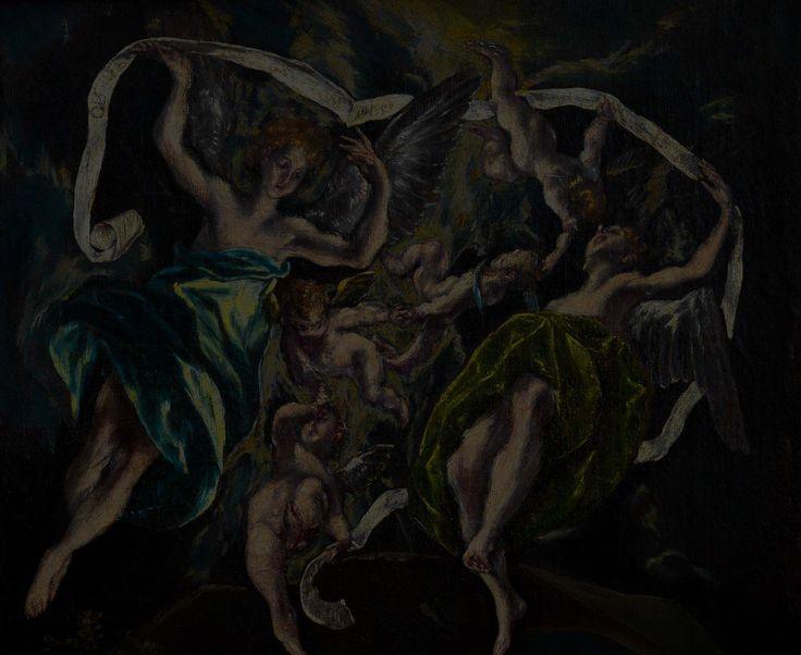 EL Greco In Italia. Metamorfosi di un genio  Treviso, Casa dei Carraresi  24 ottobre 2015 - 10 aprile 2016