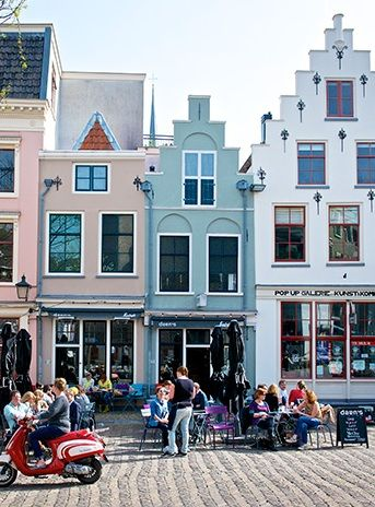 Daen's - korte minrebroederstraat 13-17 : 3512 gg utrecht. Utrecht. The Netherlands