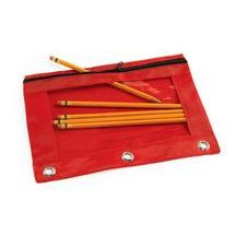 Nylon Pencil Bag for wooden puzzle storage - Discount School Supplies