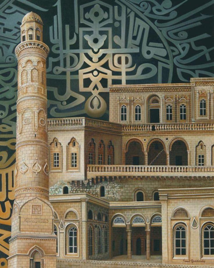 İsmet YEDİKARDEŞ / Mardin ve Ulu Camii