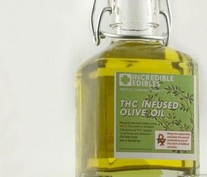 Cannabis Cooking Oil Recipe: http://cannabischris.com/2013/03/cannabis-cooking-oil-recipe/