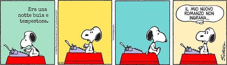 Peanuts 2016 agosto 24 - Il Post