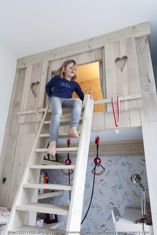 #hoogslaper #LOFT BEDS | mommo design