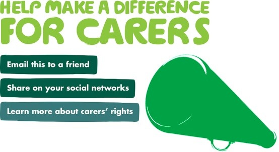 Share this link with anyone you feel would benefit from knowing their rights at work whilst being a carer: http://whocares.macmillan.org.uk/