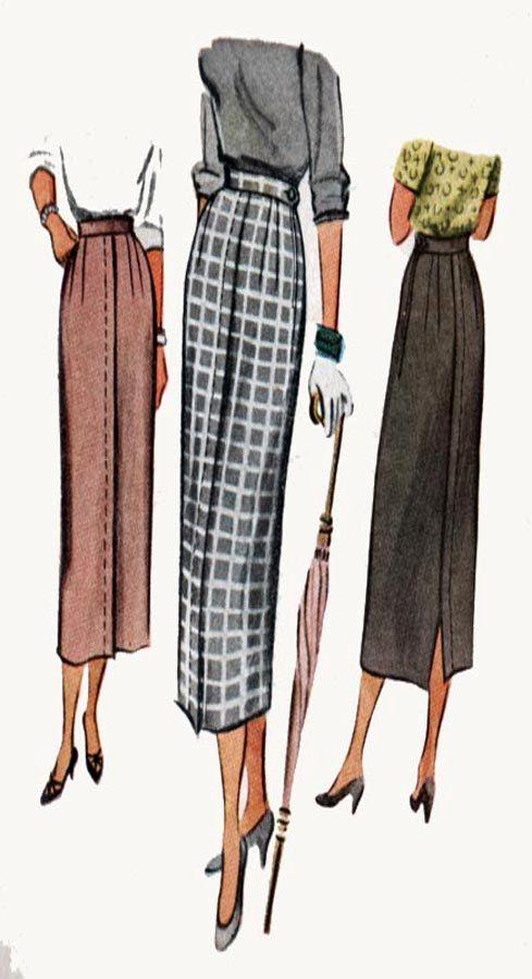 Patrones de ropa de montar ecuestre vintage
