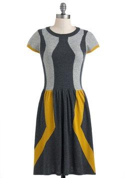Go Down That Road Dress, #ModCloth