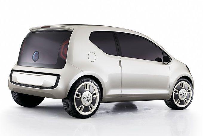 VW Up auf der IAA: Mini-Auto mit Maxi-Platz zum Mini-Preis (Bildergalerie, Bild 35) - Auto Motor und Sport