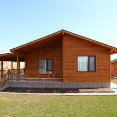 Habitações translation missing: pt.style.habitações.moderno por Kuloğlu Orman Ürünleri