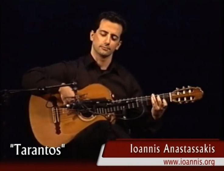 Tarantos – Solo Flamenco Guitar
