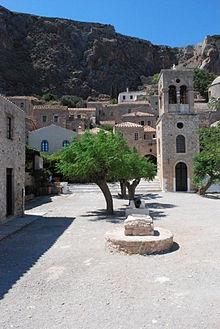 Monemvasia, Greece