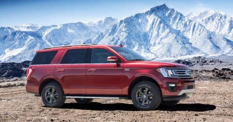All-new Ford Expedition with new FX4 Off-Road Package adds technology and 4x4 hardware to make this family SUV even more capable on trails and unpaved surfaces ...