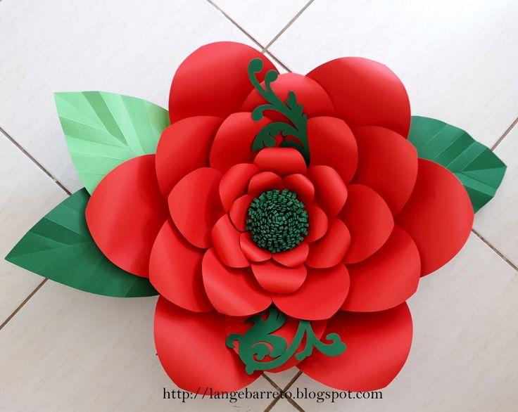 Flor gigante.