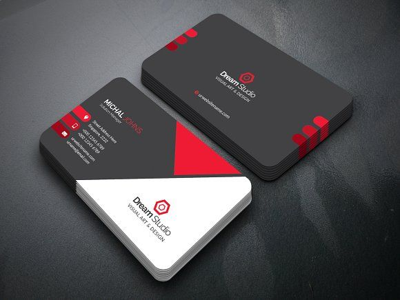 Business Card Business Cards Creative Templates Free Printable Business Cards Business Card Template Design