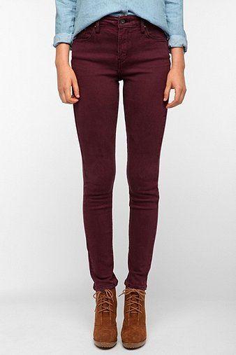 Levi's Demi Curve High-Rise Skinny Jean