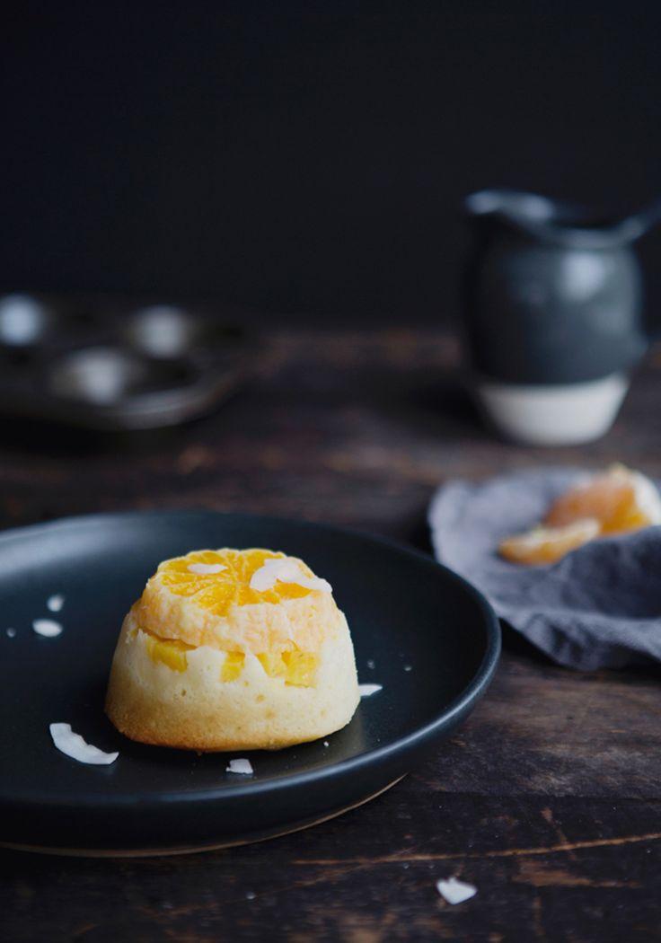 Simples à préparer et parfaitement savoureux, ces gâteaux renversés sont tellement jolis à présenter pour le dessert!