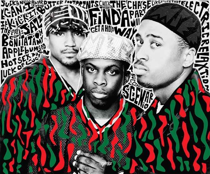 A Tribe Called Quest - R.I.P Phife Dog