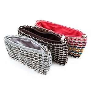 pop tab purse =)  I'm doing...