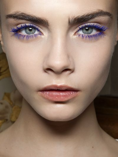 Cara @ Stella McCartney a/w 2012