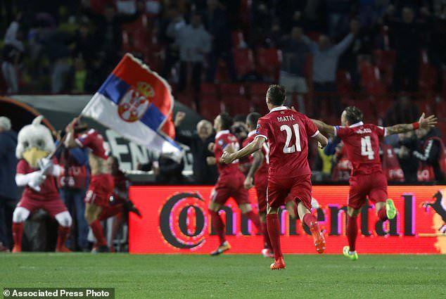 bet,sports gossip,highlights,PAOK: Serbia vs Georgia – Highlights
