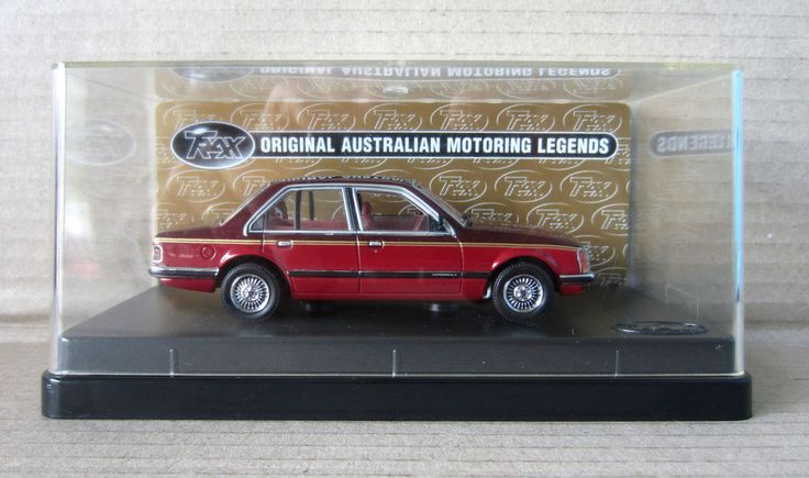 HOLDEN VC COMMODORE SL/E V8 1980 Immaculate 1/43 Diecast Model TRAX TOP GEAR #TOPGEARTRAX #HOLDEN