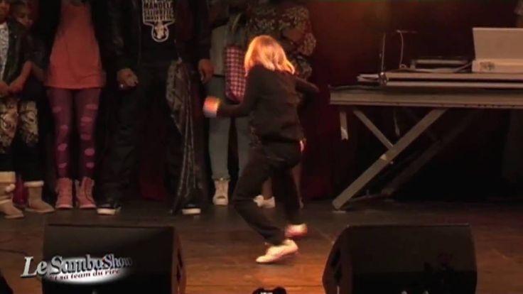 Sambashow - Elvyna - Trophée Mokobe Danse - Saison 3 - Au Cabaret Sauvage