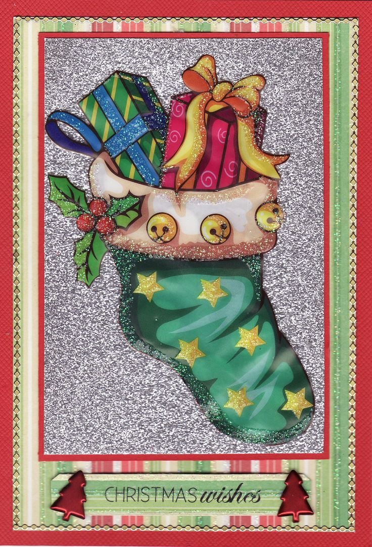 'Christmas Wishes' Card