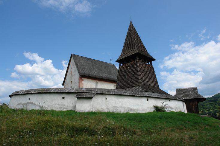 Čerín, Slovakia, church sv.Martina  ,