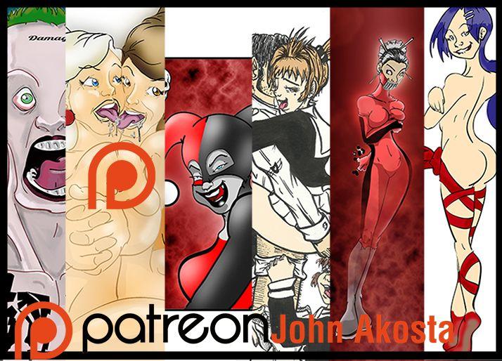 www.patreon.com/JohnAkosta