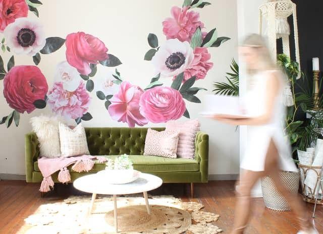 Half Order** Mixed Pink Garden Flowers