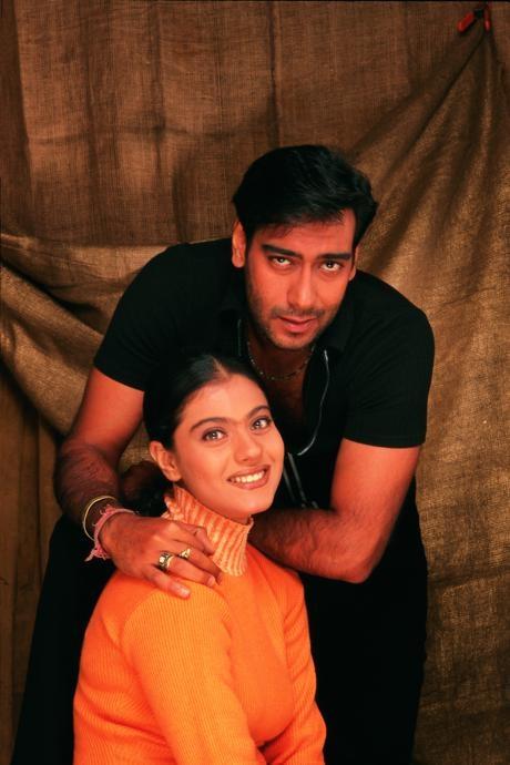 Kajol & Ajay Devgn