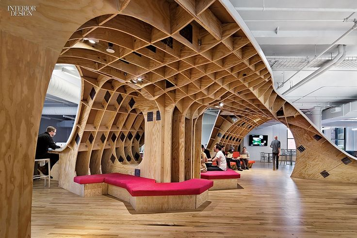 It's Gonna Be Awesome: That's What They Say At Barbarian Group's NYC HQ | Projects | Interior Design