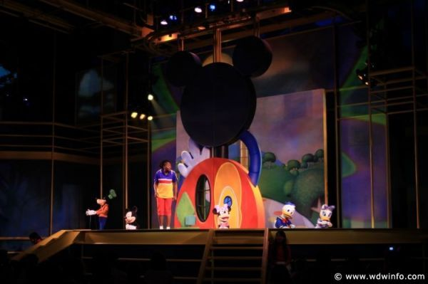 Disney Junior - Live on Stage! Disney Hollywood Studios