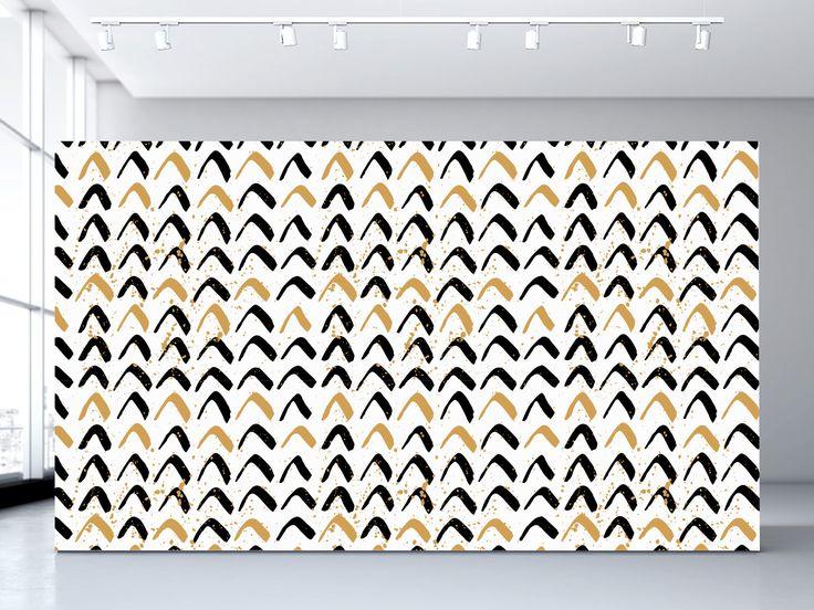 Roof Tops Wallpaper Vinyl wallpaper, Wallpaper