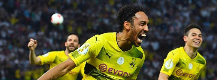 DFB-Pokal-Finale: Dortmund holt Pokal im vierten Anlauf