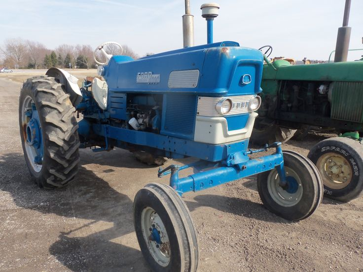Ford Pulling Tractors : Best images about ford tractors on pinterest tractor