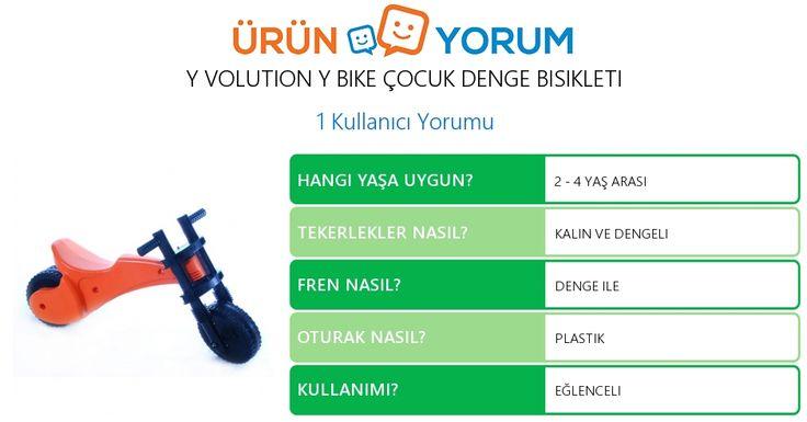 Ürün Yorum En iyi ürünleri bulmanıza yardımcı olur. Bu güzel denge bisikletini kullandınızsa ürün yoruma yazarak almak isteyenlerle tecrübeni paylaş