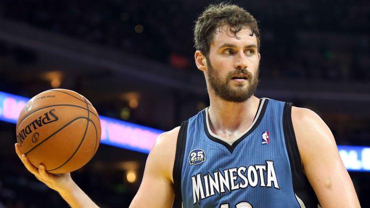 Minnesota Timberwolves Kevin Love
