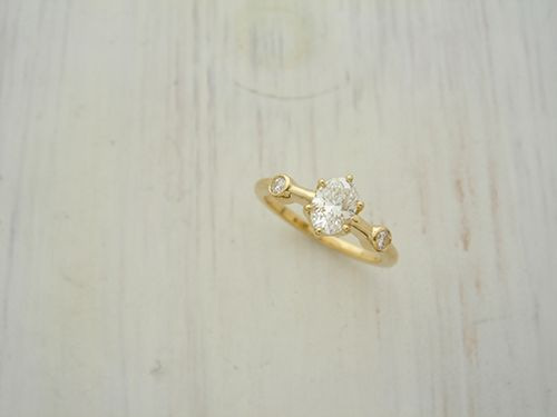 ZORRO Order Collection - Engagement Ring - 034