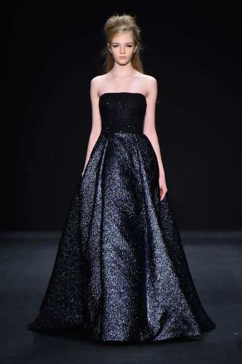 Our NYFW runway wish list for the Academy Awards, including Badgley Mischka.