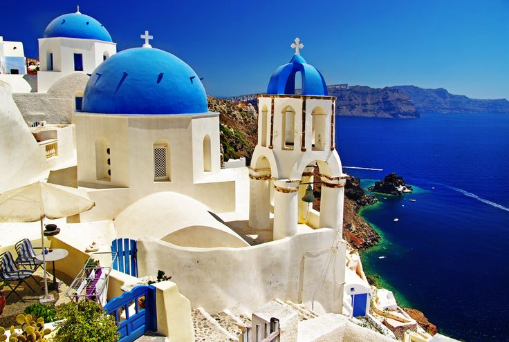 One day I will touch these white walls and see the blue domes of Santorini