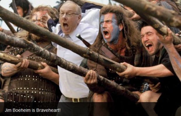 8eb2f0f96259a4cdd9a5c61c1ad35213 william wallace scottish independence jim boeheim in memes a little fun with photoshop after the