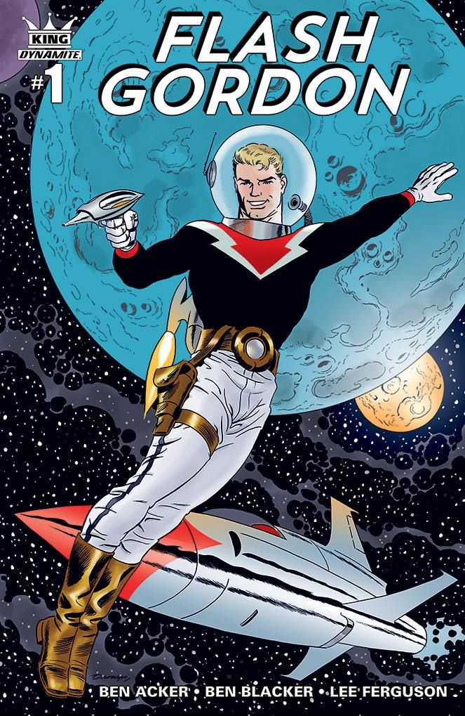 Flash Gordon #1 - Dynamite Comics