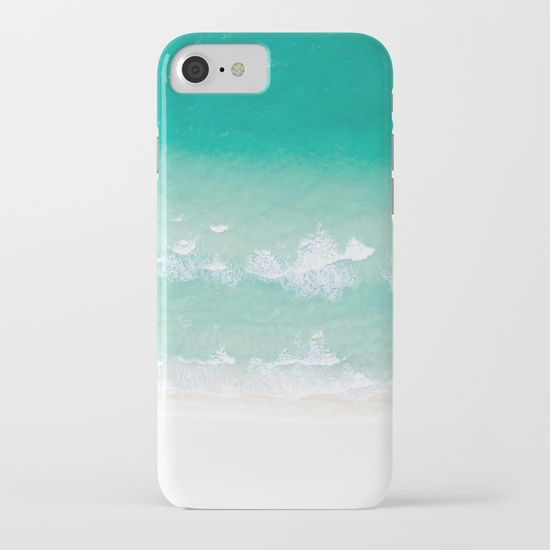 Society6 | $35.00 | Our Slim Cases are constructed as a one-piece, impact resistant, flexible plastic hard case with an extremely slim profile. Simply snap the case onto your phone for solid protection and direct access to all device features.