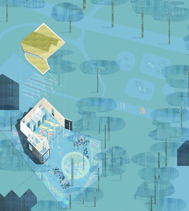 Montpelier Community Nursery / AY Architects