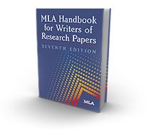MLA Handbook for Writers of Research Papers              Click the link below for how to advice or check out the book in the library.